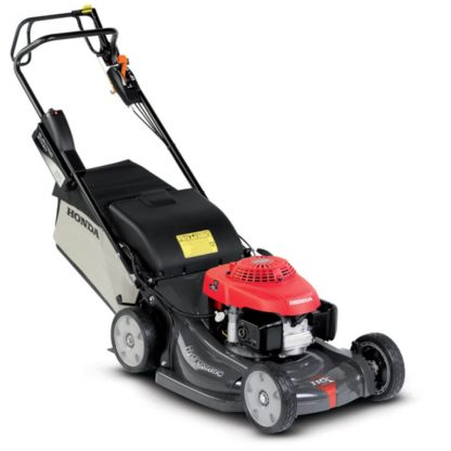 Honda IZY HRX 537 HZ from Handy Garden Machinery