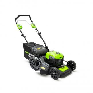 Greenworks 40v GD Lawnmower 46in Cut