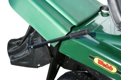 WE12530 Ride-on Lawnmower Grassbag